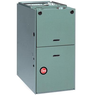 Calefaccion central rheem