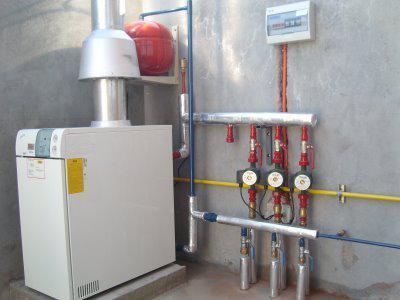Calefaccion central