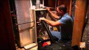 Mantenimiento calefaccion central